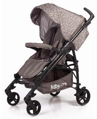 Коляска-трость Baby Care GT4 (grey 17) коляска baby care baby care коляска для двойни tandem brown grey