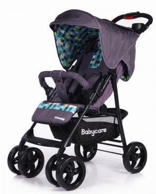 Прогулочная коляска Baby Care Voyager (grey 17) коляска baby care baby care коляска для двойни tandem brown grey