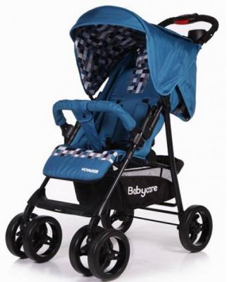 Прогулочная коляска Baby Care Voyager (blue 17) коляска baby care baby care прогулочная коляска shopper light blue