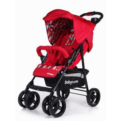 Прогулочная коляска Baby Care Voyager (red 17) baby care variant 4 red