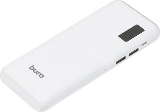 Портативное зарядное устройство Buro RC-12750W 12750мАч белый портативное зарядное устройство buro rc 7500a b 7500мач черный