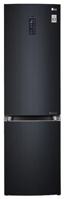 Холодильник LG GA-B499TGLB черный led панели lg 32se3b b