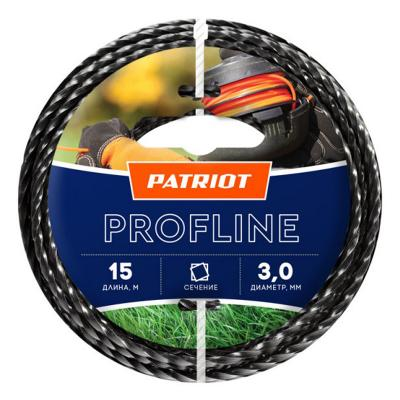 Леска Patriot Profline d3мм L15м 805402201 пила patriot es 2016 220301510