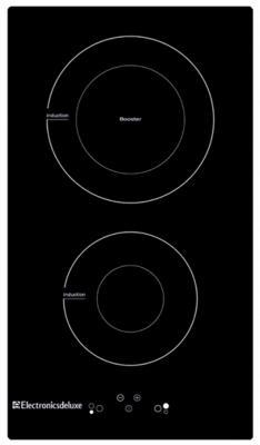 Варочная панель электрическая Electronicsdeluxe 3002.10 эви черный