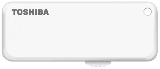 Флешка USB 16Gb Toshiba U-Drive U203 THN-U203W0160E4 белый от 123.ru