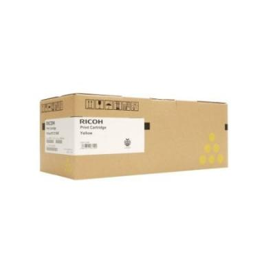 Картридж Ricoh SP C352E для Ricoh SP C352DN желтый 6000стр