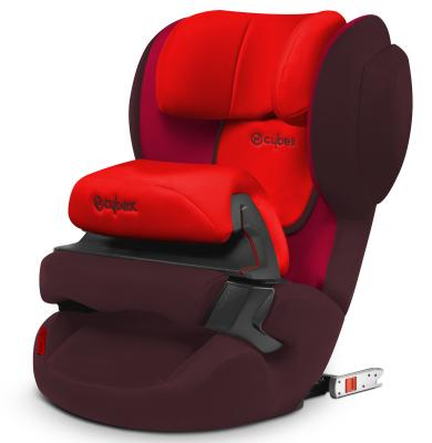 Автокресло Cybex Juno 2-Fix (rumba red) cybex автокресло juno 2 fix 9 18 кг cybex manhattan grey 2016
