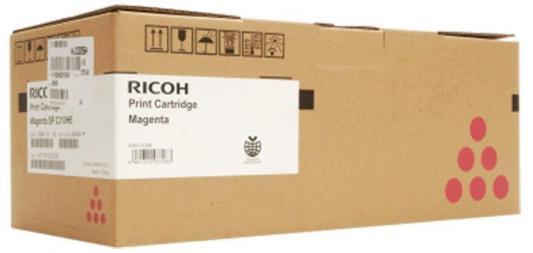 Картридж Ricoh SP C352E для Ricoh SP C352DN пурпурный 6000стр