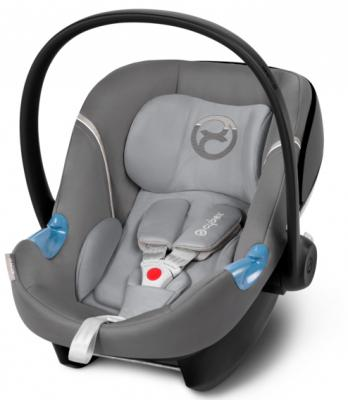 Автокресло Cybex Aton M (manhattan grey) cybex aton q hawaii