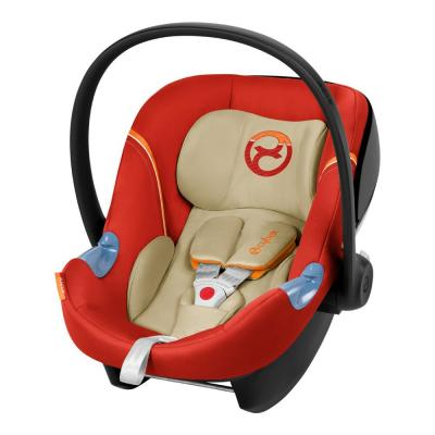 Автокресло Cybex Aton M (autumn gold) cybex aton q hawaii