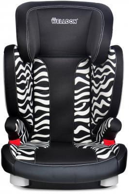 Автокресло Welldon Magic Nacre (zebra)