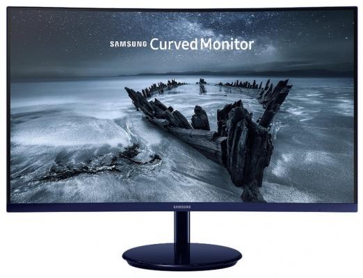 Монитор 27 Samsung LC27H580FDIXCI