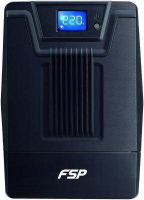 ИБП FSP DPV 1500 1500VA/900W PPF9001800/9001900 набор для объемного 3д рисования feizerg fsp 001 фиолетовый