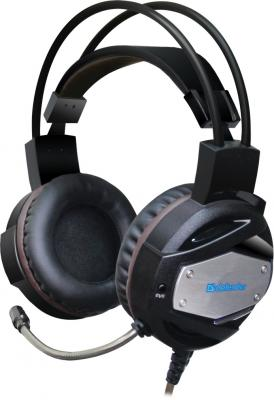 Игровая гарнитура проводная Defender Warhead G-500 черный коричневый 64150 стоимость