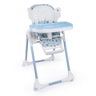 Стульчик для кормления Happy Baby Wingy (blue)