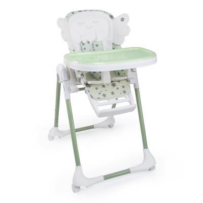 Стульчик для кормления Happy Baby Wingy (green)