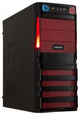 Системный блок 123.RU Intel Pentium G4560 3.5GHz S1151 GA-H110M-S2V 4Gb DDR4-2133MHz DVD-RW HDD 1Tb 2048Mb MSI RX Radeon 550 microATX 500W