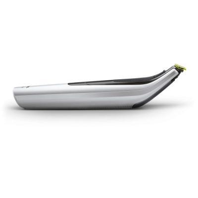 Машинка для стрижки бороды Philips QP6520/20 серебристый чёрный