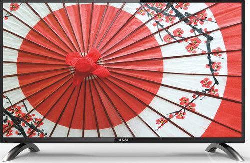 Телевизор Akai LES-32X82WF черный цена и фото