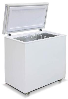 Морозильный ларь Бирюса 210VK белый морозильный ларь whirlpool whm 3111 белый