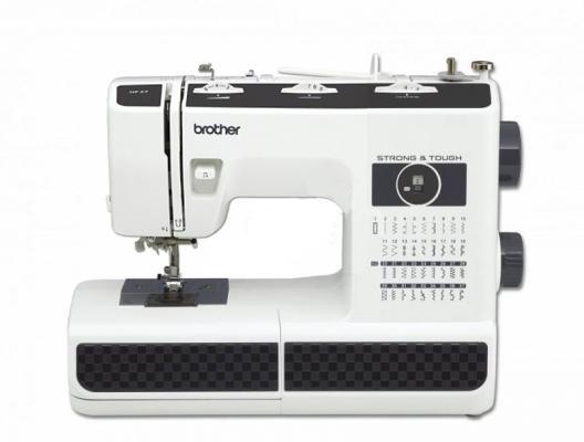 Швейная машина Brother HF27 белый/черный швейная машина brother satori 100