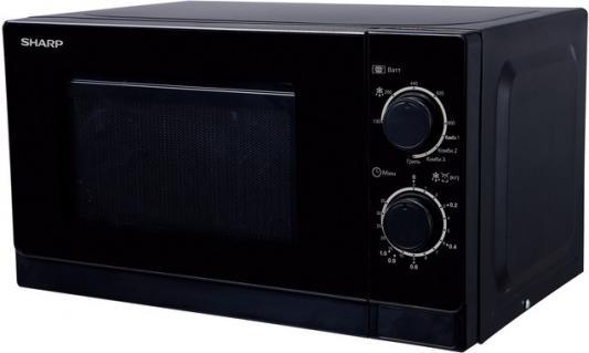 СВЧ Sharp R-6000RK 800 Вт чёрный
