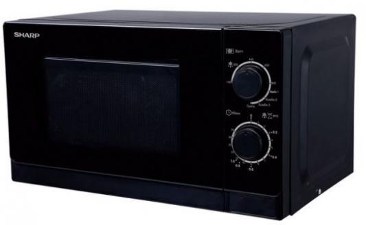 СВЧ Sharp R-2000RK 800 Вт чёрный цена и фото