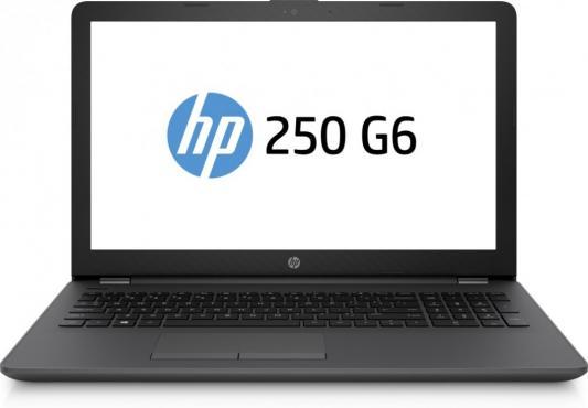 Ноутбук HP 250 G6 15.6 1366x768 Intel Celeron-N3060 1WY15EA ноутбук asus x553sa xx137d 15 6 intel celeron n3050 1 6ghz 2gb 500tb hdd 90nb0ac1 m05820