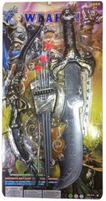 """Набор оружия Shantou Gepai """"Рыцарь"""" 5 предметов"""