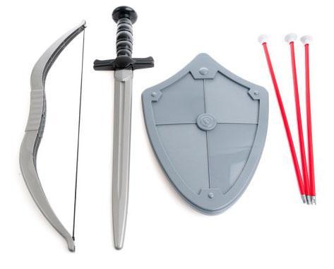Набор оружия Пластмастер Отвага 50044 6 предметов