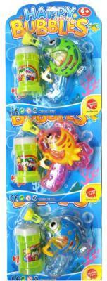"""Мыльные пузыри Shantou Gepai """"Рыбка"""" 50 мл разноцветный в ассортименте"""