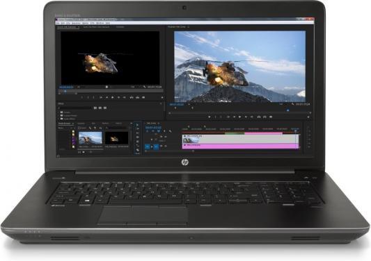 Ноутбук HP Zbook 17 G4 (Y6K38EA) ноутбук hp zbook 15 g3 t7v53ea t7v53ea