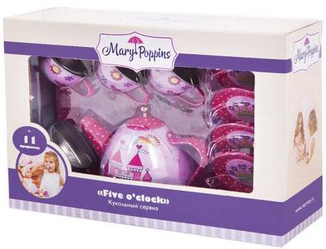 Набор посуды Mary Poppins Принцесса металлическая 11 предметов набор посуды berghoffstudio 11 предметов