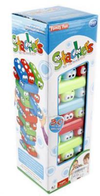Настольная игра Shantou Gepai спортивная Веселая башня 631220 настольная игра shantou gepai аэрофутбол 5016