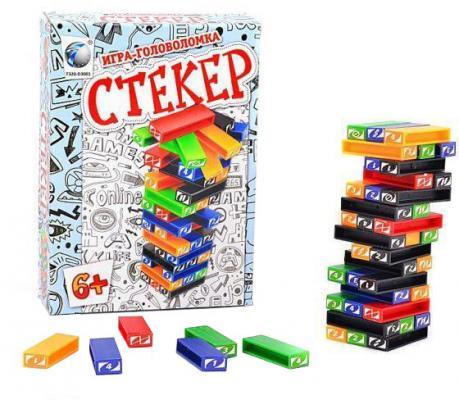 Настольная игра Shantou Gepai Стекер 8104A