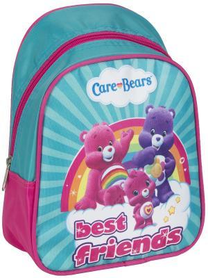 Дошкольный рюкзак РОСМЭН Заботливые медвежата 3.5 л голубой розовый росмэн набор свечей на палочках росмэн заботливые мишки 5 шт