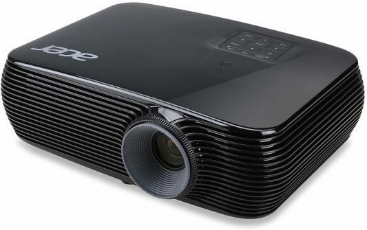Проектор Acer X1326WH 1280x800 4000 люмен 20000:1 черный MR.JP911.001