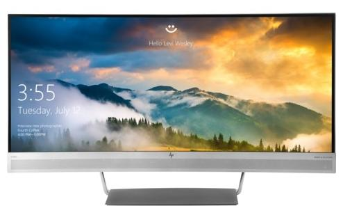 "Монитор 34"" HP EliteDisplay S340c монитор hp 21 5 elitedisplay e223 1fh45aa"