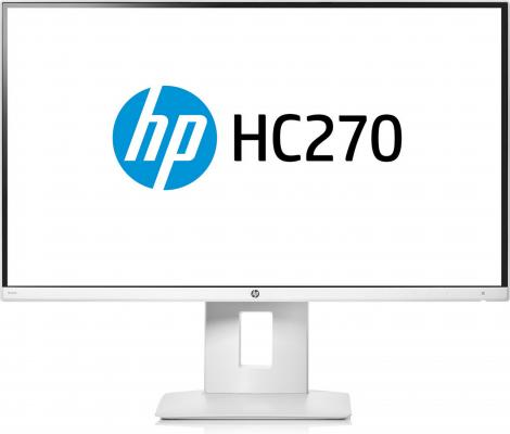 "все цены на Монитор 27"" HP HC270 QHD Healthcare Edition онлайн"
