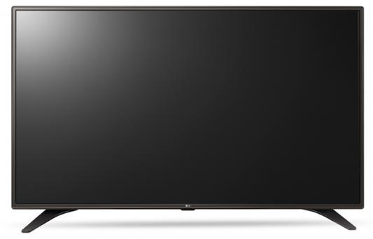 Телевизор LG 55LV340C черный цена