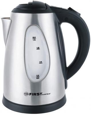 Чайник First 5410-8 2200 Вт серебристый 1.8 л нержавеющая сталь