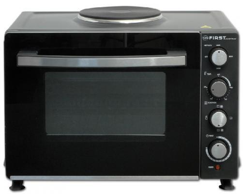 Мини-печь First FA-5045-3 чёрный