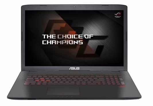 Ноутбук ASUS GL752VW-T4543T 17.3 1920x1080 Intel Core i5-6300HQ 90NB0A41-M07640 ноутбук asus k751sj ty020d 90nb07s1 m00320