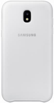 Чехол Samsung EF-PJ730CWEGRU для Samsung Galaxy J7 2017 Dual Layer Cover белый чехол клип кейс samsung protective standing cover great для samsung galaxy note 8 темно синий [ef rn950cnegru]