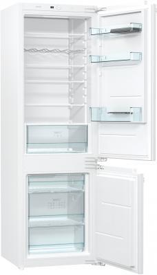 Холодильник Gorenje NRKI2181E1 белый встраиваемый холодильник gorenje fiu6091aw белый
