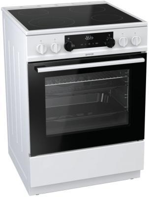 Электрическая плита Gorenje EC6341WC белый электрическая плита gorenje ec5341wc белый