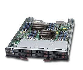 Серверная платформа SuperMicro SBI-7128R-C6