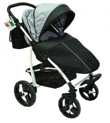 Прогулочная коляска Vikalex Ravella (grey)