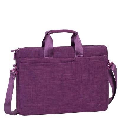 Сумка для ноутбука 15.6 Riva 8335 PURPLE полиэстер пурпурный