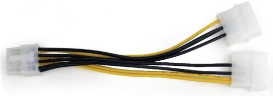 Фото - Разветвитель питания Cablexpert CC-PSU-81, 2хMolex->PCI-Express 8pin, для подключения в/к PCI-Е (8pin) к б/п ATX варшавская е ред новейший энциклопедический словарь